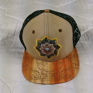 Jason Brammer Porthole Snapback Hat
